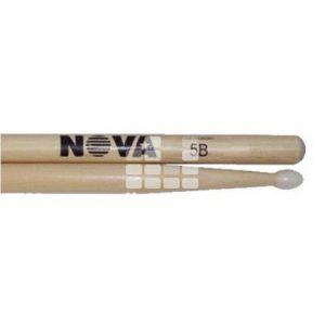 VIC FIRTH Vic Firth Nova 5BN Drumsticks - Nylon Tip