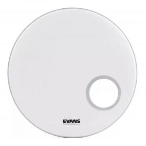 "EVANS EQ3 Resonant  Coated White BD22RGCW 22"""