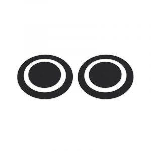 BIG BANG BLKEYE KICKPORT BLACK EYEIMPACT PAD