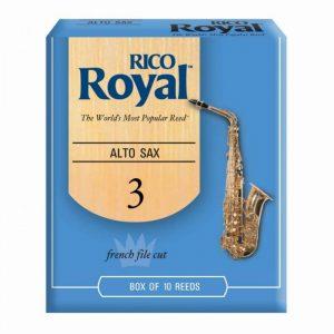 RICO Rico Royal Alto Saxophone Reeds SAXO ALTO