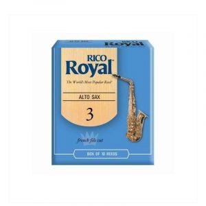 RICO Rico Royal Alto Saxophone Reeds SAXO ALTO Rico Royal Alto Saxophone Reeds SAXO ALTO