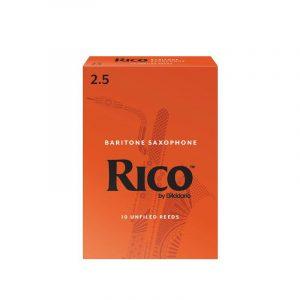 RICO RLA1025 RICO, BARI SAX, #2.5, 10 BX