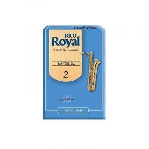 RICO RLB1020 RYL, BARI SAX, #2, 10 BX